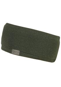 CAPO-LIGHT HEADBAND knitted headband, fleece lining