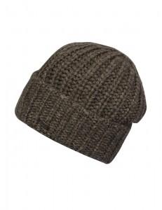 CAPO-NICE CAP knitted cap, turn up