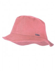 CAPO-LINEN HAT MESH LINING coral L/
