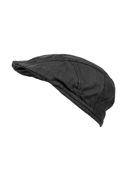 CAPO-WASHED FLAT CAP