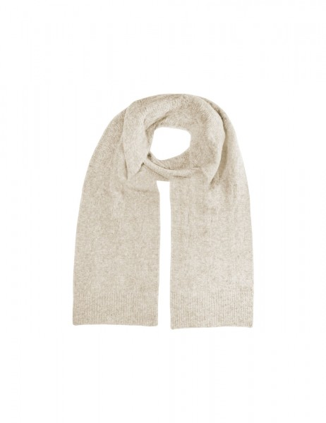 CAPO-CLOUD STRUCTURE SCARF, knitted scarf