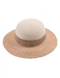 CAPO-MONTPELLIER HAT ecru S/