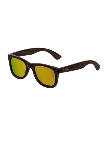 CAPO-SUNGLASSES THE ROCKWOOD dark brown 1sz.