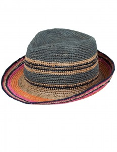 CAPO-HAVANNA HAT colorful mix L/
