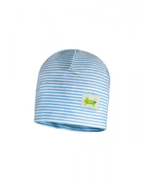 BABY-Beanie, Streifen, Deko UV 50