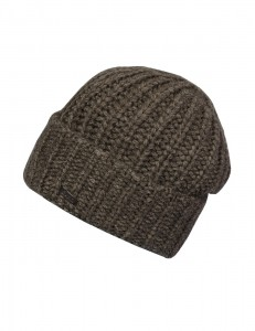 CAPO-NICE CAP knitted cap, turn up