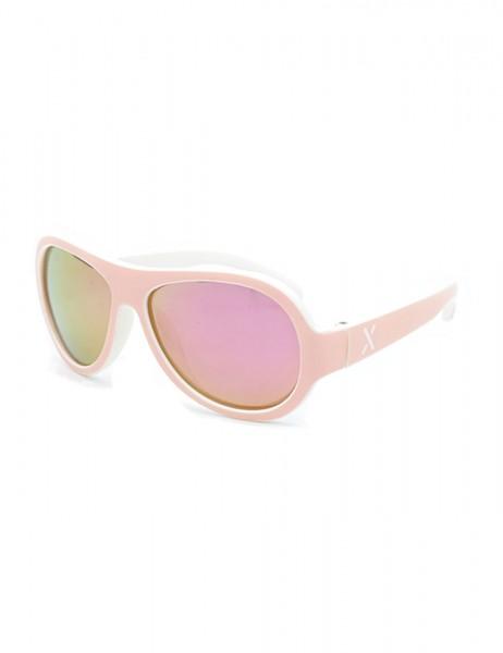 "KIDS-Sonnenbrille ""round"" inkl.Box,Microfaserbeutel, UV 400, 3-7 J."