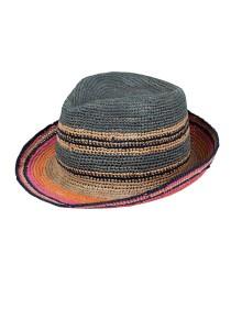 CAPO-HAVANNA HAT colorful mix L/
