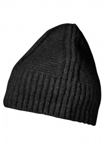 CAPO-CLOUD CAP LONG knitted cap