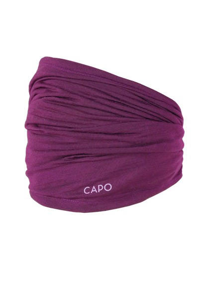 CAPO-WOOL JERSEY MULTI TUBE merino wool