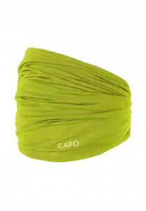 CAPO-WOOL JERSEY MULTI TUBE merino wool apple 1sz.