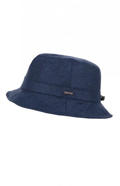 CAPO-LODEN CLOCHE HAT