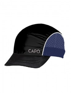 CAPO-ULTRA LIGHT POCKET CAP 2.0 marine S/